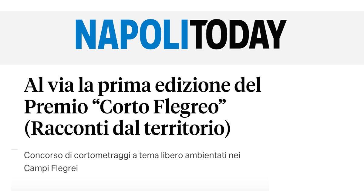 """""""Al via la prima edizione del Premio """"Corto Flegreo"""" (Racconti dal territorio)"""""""