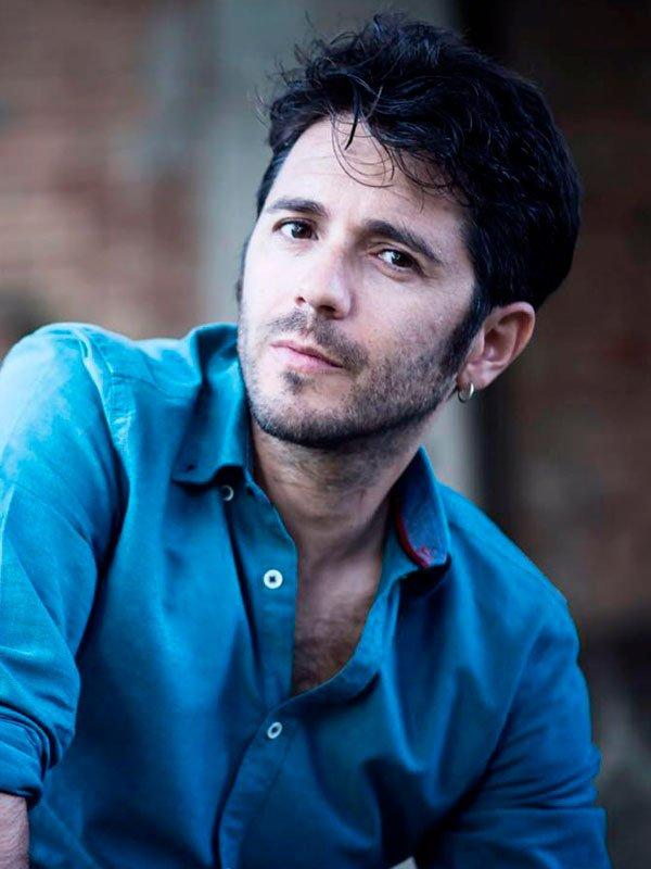 Carmine Borrino, attore e regista